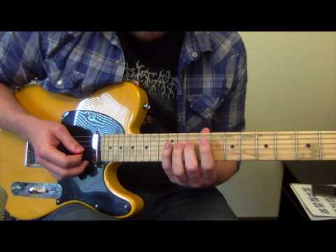 Unlock The Fretboard Fast! 5 Shapes Of The Major Pentatonic Scale!
