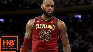 Cleveland Cavaliers vs Detroit Pistons 1st Half Highlights / Week 6 / 2017 NBA Season