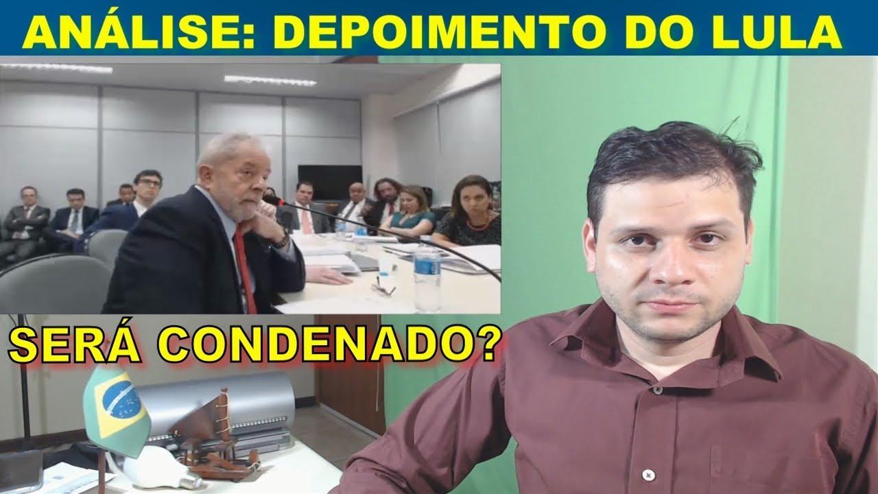 Análise: Depoimento do Lula à juíza Gabriela Hardt