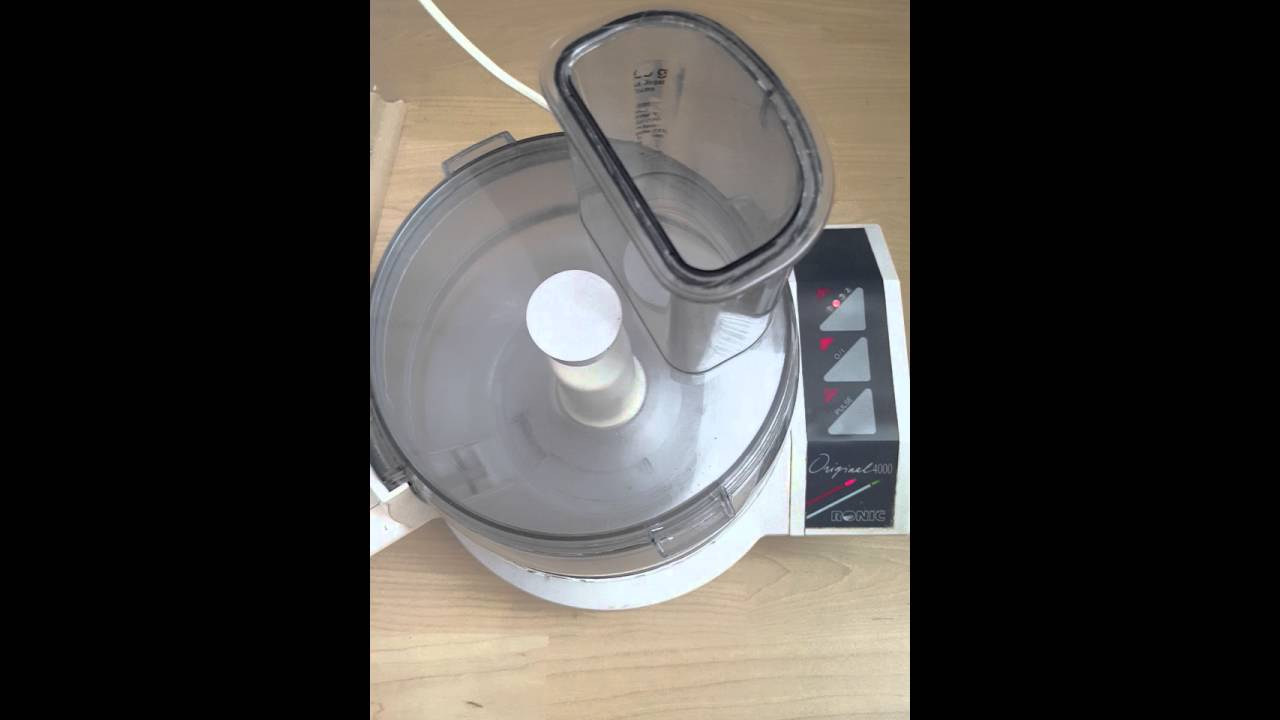 test küchenmaschine ronic