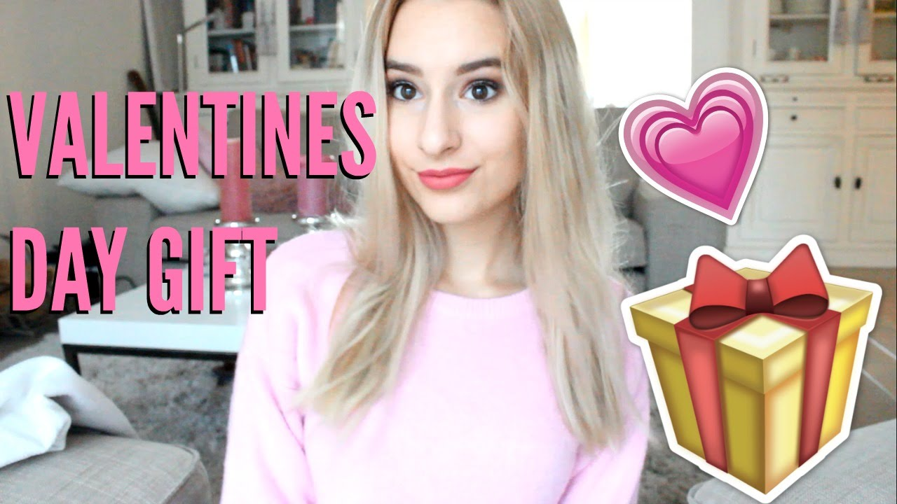 What To Get A Girl For Valentines Day Youtube