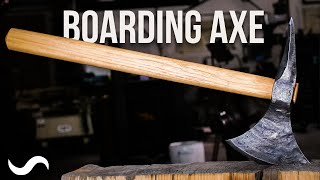 Download FORGING A NAVAL BOARDING AXE!!! Mp3 and Videos