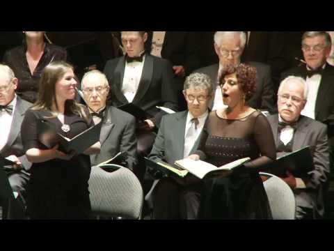 Vivaldi Gloria: Laudamus te (duet)