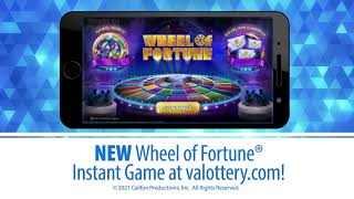 Take a spin with the Wheel of Fortune® online instant game