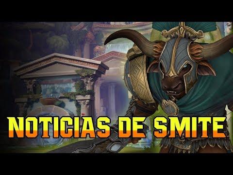 SMITE  Nueva Arena, SPOILERS ODISEA y mas | NOTICIAS DE SMITE