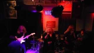 SHEO - Yana Chupenko (aka Shiny Mama) DIO Cover Band - plays at Niagara NYC January 19th 2014