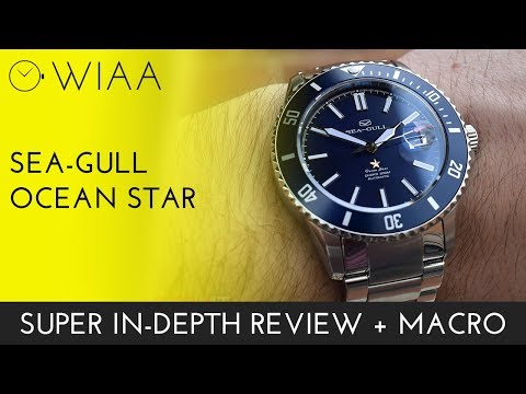 Sea-Gull Ocean Star Watch Review