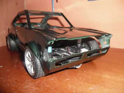 HOW To Make An Rc Homemade metal Body from Scratch step by step RC Project