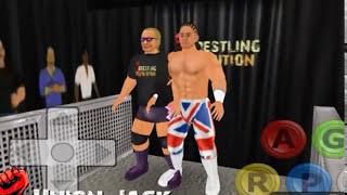 Brazzer Pornstar who become a WWE wrestling ring | Carton movie games short video