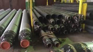 видео Обработка труб от коррозии (ржавчины): мероприятия, направленные на восстановление труб