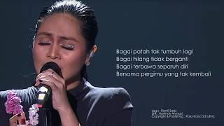Gambar cover Ramli Sarip - Musafir Rindu (Lirik Video)