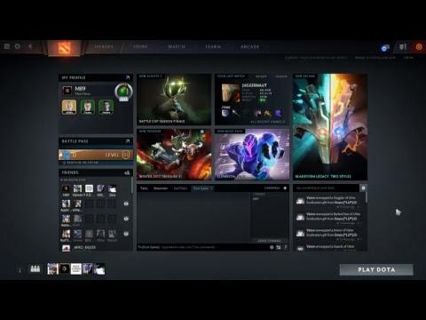 DOTA 2 | Emporium e-Sport CyberCafe Palembang