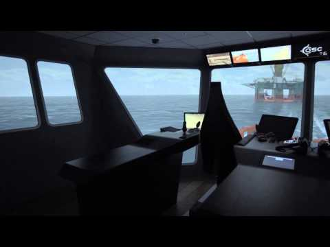 OSC Training Centre Aalesund - Offshore Simulator Centre