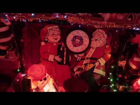 The Christmas House in Torrington, CT 2018