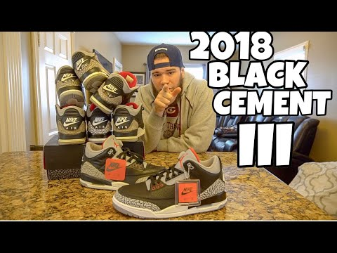 2018 AIR JORDAN BC3 REVIEW & ALSO COMPARING THEM TO THE 1994 PAIR!!