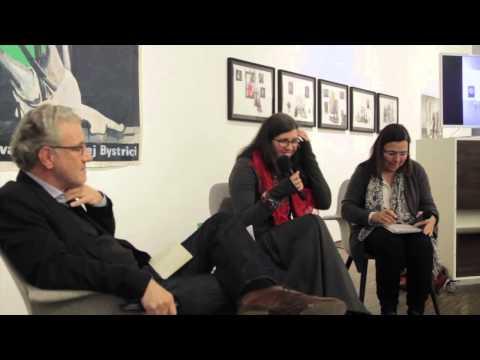 Art Collection Telekom – Expertengespräch mit Monika Szewczyk und Julian Heynen