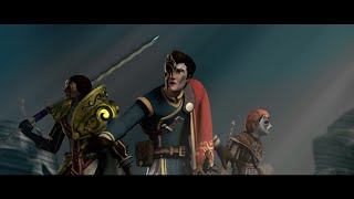 masquerada: Songs and Shadows - Cinematic Trailer