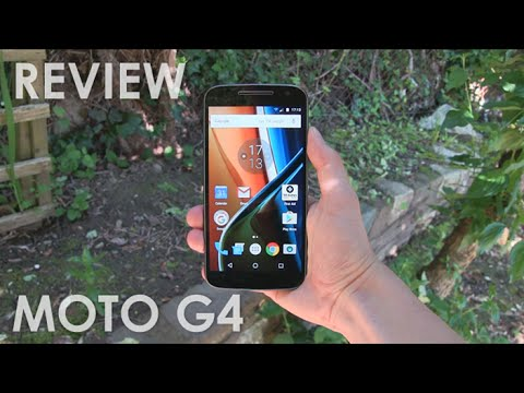 Motorola Moto G 4th Gen | Unboxing and Review