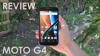 motorola moto g 4th gen unboxing and review