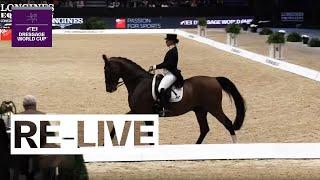RE-LIVE | Lyon (FRA) | FEI Dressage World Cup™ 2019 | Dressage Grand Prix