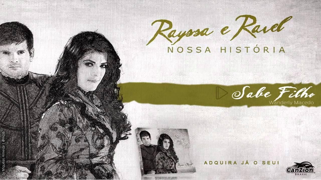 NASCER MP3 RAVEL DE E NOVO BAIXAR RAYSSA