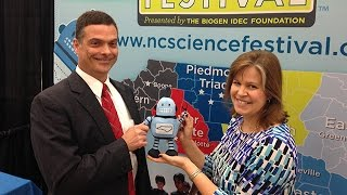 NC Science Festival welcomes Biogen Idec Foundation as presenting sponsor