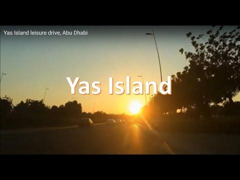 Yas Island leisure drive, Abu Dhabi