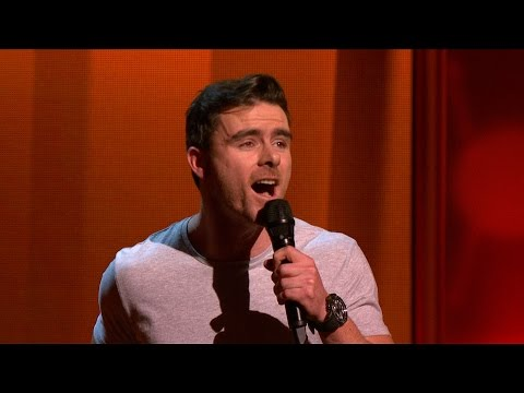 The Voice of Ireland Series 4 Ep3 - Pat Fitz - Higher and Higher - Blind Audition