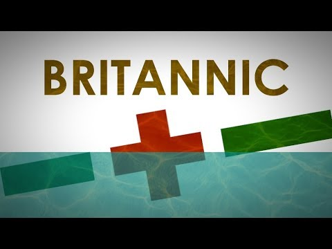 DEATH OF BRITANNIC (21 November 1916)