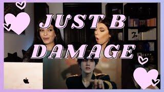 JUST B - DAMAGE M/V | REACTION