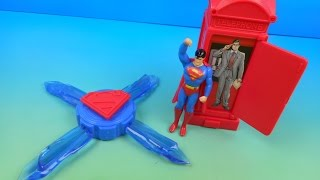 2015 BIG CITY HERO JOLLIBEE SUPERMAN KIDS MEAL TOY  | Boy Toys | FastFoodToyReviews