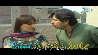PART 3-NEW PASHTO COMEDY TELEFILM OF ARBAZ KHAN-DUA QURESHI-SEHER KHAN