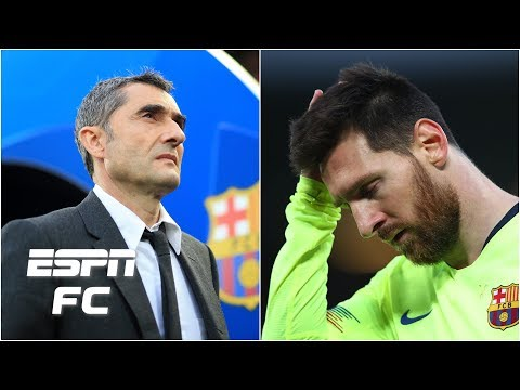 Lionel Messi backs Valverde: Was he to blame for Barcelona's loss vs. Liverpool? | Champions League