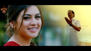 MK Stalin Vs Hansika Motwani | How Do I Tell You ? | #21| Smile Settai