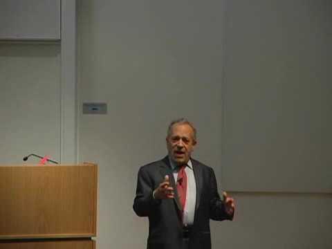Public Lecture by Robert Reich - April 5, 2010