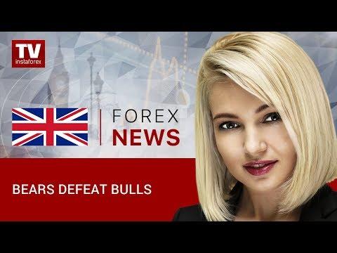 Bears defeat bulls in oil market   (08.10.2018)