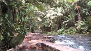Hot Springs in Costa Rica Thumbnail