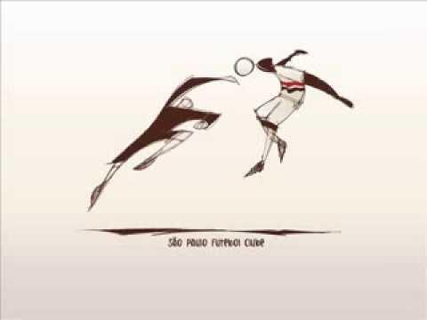 Música Herança - Nando Reis - São paulo FC