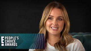 "Camilla Luddington ""Feels Amazing"" About 2018 PCAs Nom | E! People's Choice Awards"