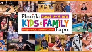 2018 Florida Kids and Family Expo Jay Edwards Promo 1080p