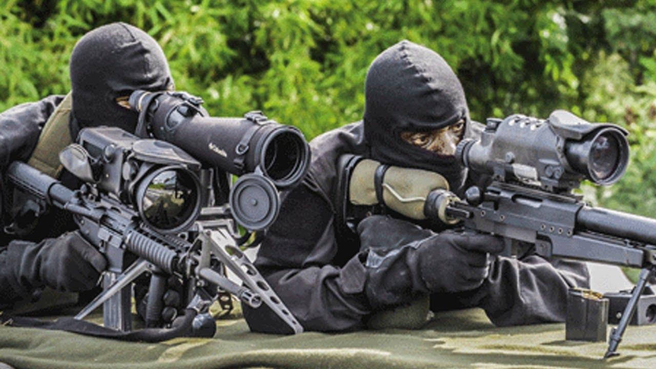 Como Entrar nas Forças Especiais Brasileiras ?