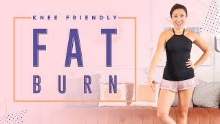 Knee-Friendly Fat Burn Cardio Workout | PIIT28