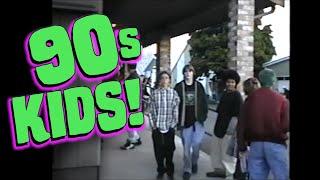 90s Kids At Underground Rock Show - Pacific Northwest (1996)