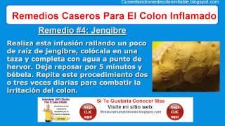 remedios caseros para el colon inflamado   que es bueno para limpiar el colon