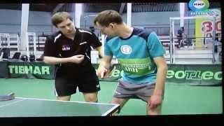 Уроки настольного тенниса А.Власова для начинающих 2014 (1)