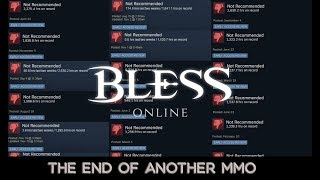 Bless Online (MMO) : THE MOST HATED GAME IN STEAM HISTORY! (Over 2000 Dislikes in 48 Hours)