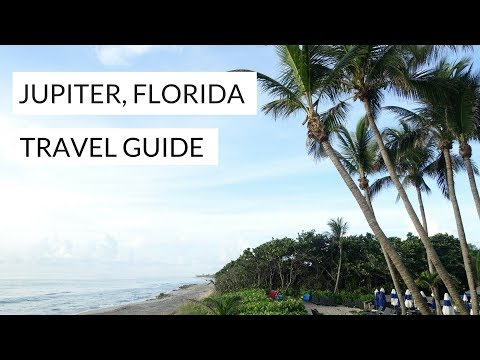 Jupiter , Florida Travel Guide