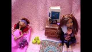 """На конкурс """"Story Monster High""""от Виланы Вульф (Утро Клодин)"""