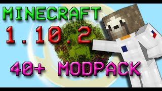 Minecraft ModPack 1.10.2 [40+ MODS]