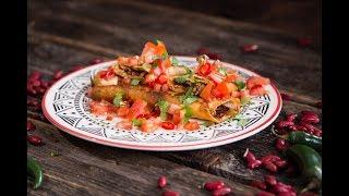 Street food: meksykańskie flety 🇲🇽 | Kuchnia Banalna by Jorge & Rudy